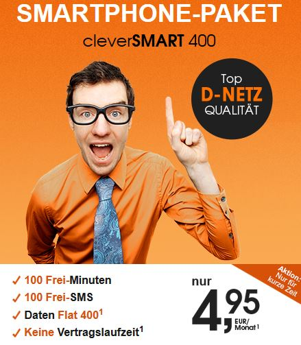 callmobile cleversmart 400